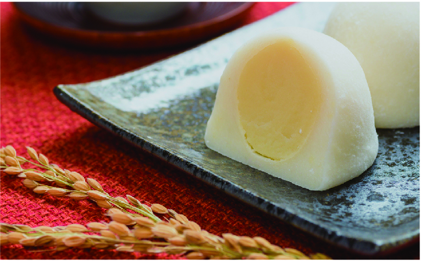 ソフト大福 チーズ