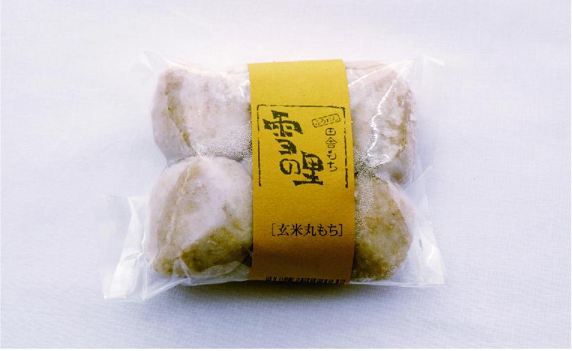 丸もち 玄米